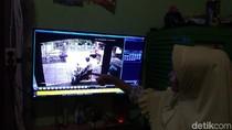 Terekam CCTV, Pencuri ini Bawa Kabur Motor Korbannya Hanya Butuh 15 Detik