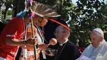 Paus Pertimbangkan Pastor Menikah untuk Layani Kawasan Amazon