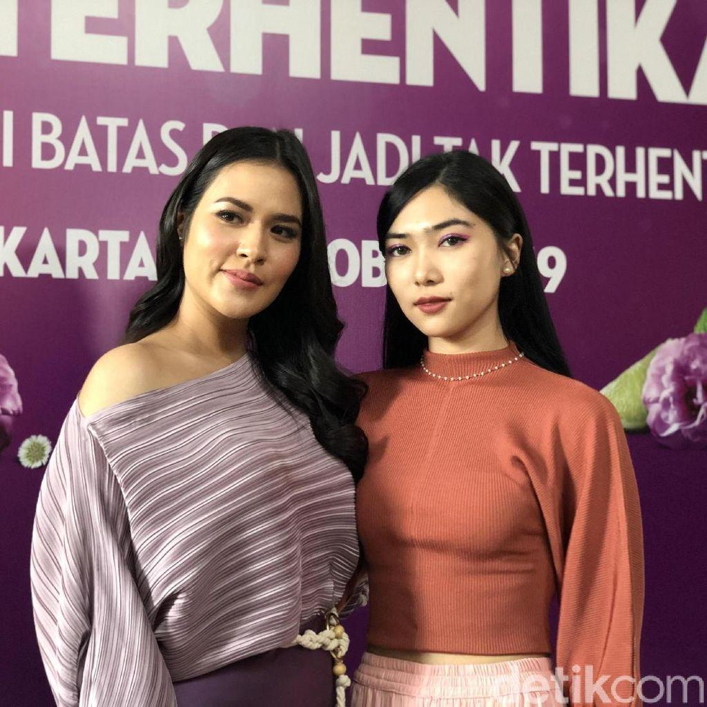 Raisa-Isyana Kolaborasi bareng Gita Bahana Nusantara Buat HUT RI ke-75