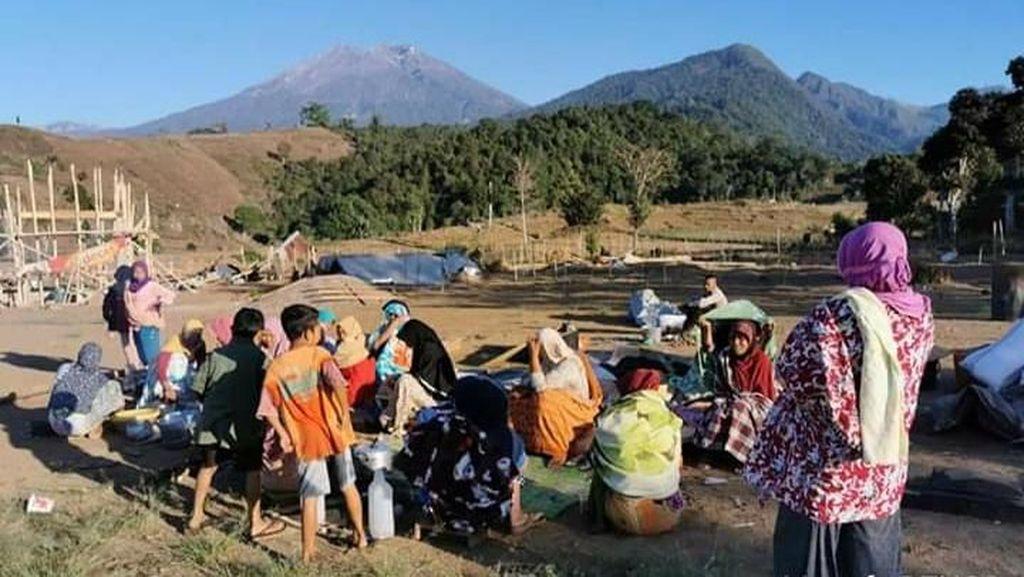 Konflik Penguasaan Hutan di Gunung Rinjani Memanas
