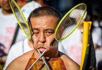 Bikin Ngilu, Ini Festival Vegetarian di Phuket