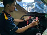 Mahasiswa Ponorogo Bikin Mobil Listrik, Sekali Cas untuk 120 Km