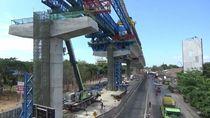 Flyover Urip Buka Tutup untuk Tol Layang Makassar, Ini Rekayasa Lalinnya
