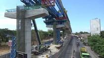 Progres Terkini Tol Layang Pertama di Indonesia Timur