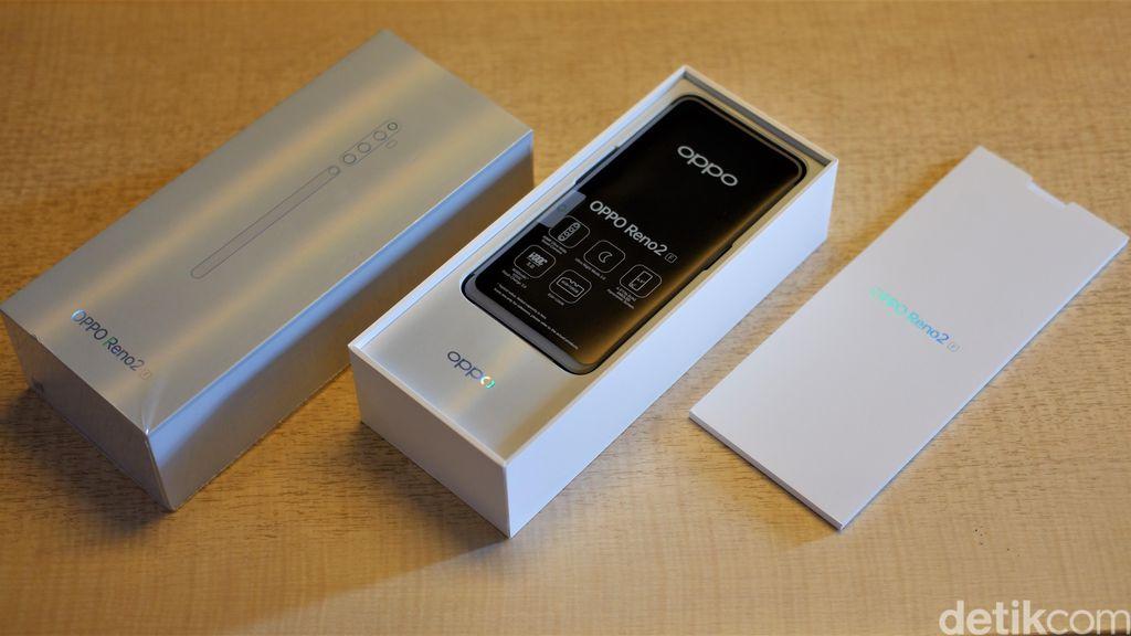Ponsel ini diumumkan Agustus lalu, namun baru dirilis Oktober ini. Foto: Adi Fida Rahman/detikINET