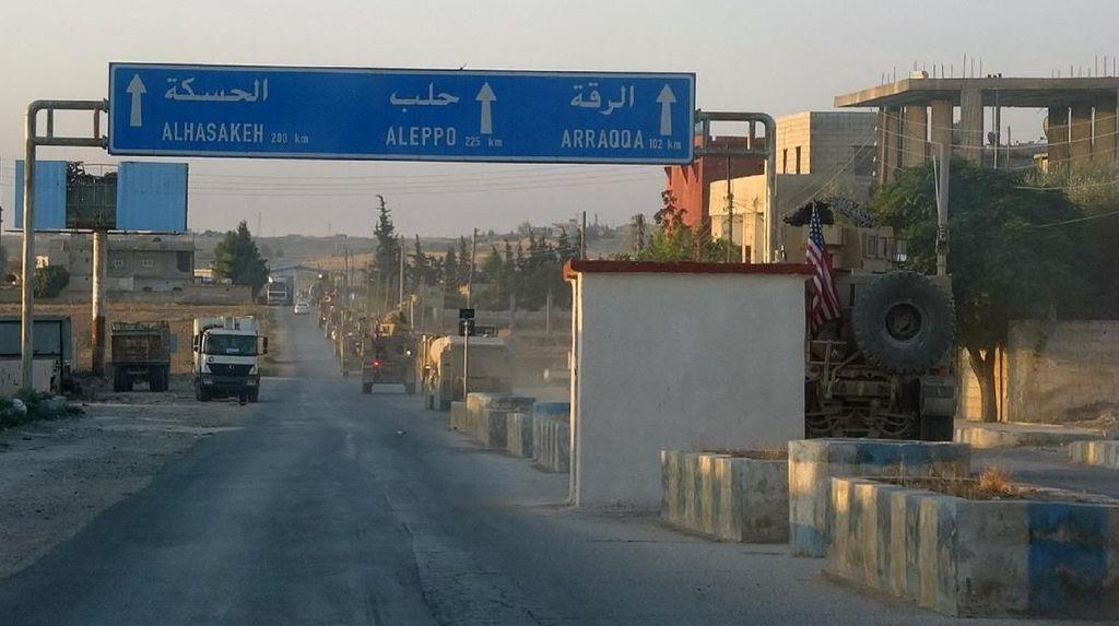 Turki Temukan Kuburan Massal di Suriah, Tuduh Milisi Kurdi Dalangnya