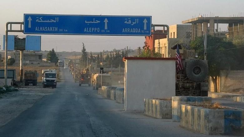 Turki Luncurkan Operasi Militer terhadap Kurdi di Suriah, AS Tarik Pasukan