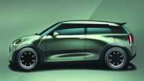 MINI SIapkan Model Baru dengan Platform BMW i3