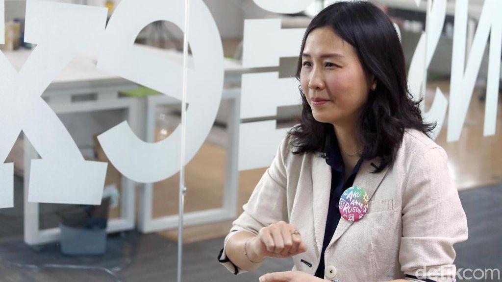 Veronica Tan Mengaku Panik, Imlek Tahun Ini Dibayangi Virus Corona