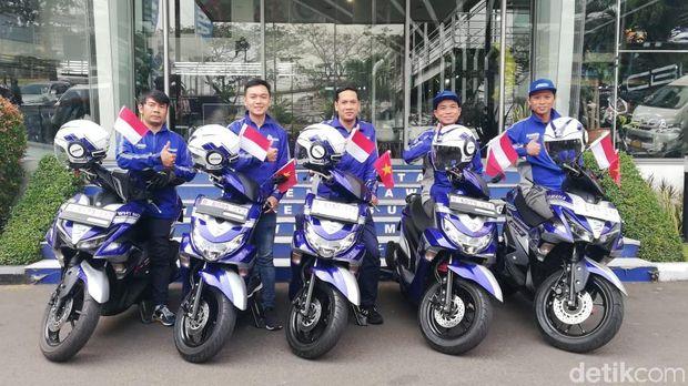 Rider Vietnam Yamaha