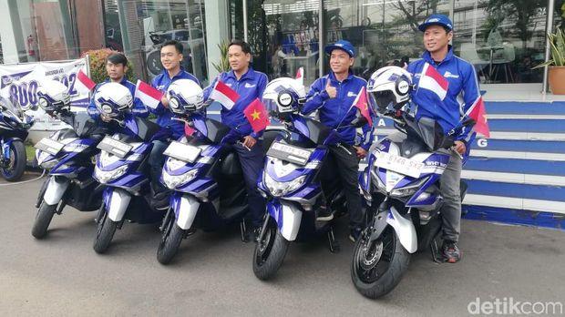 Rider Yamaha Vietnam