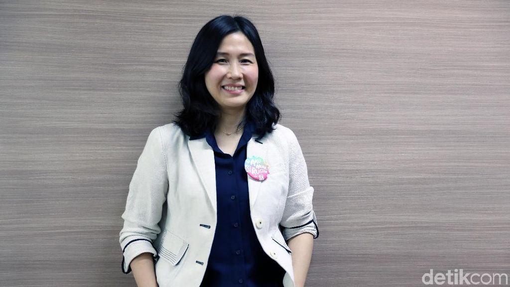 Veronica Tan Bikin Layanan Homecare untuk Lansia