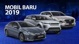 Aneka Mobil Baru 2019