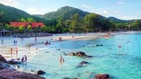 Pulau Redang memiliki terumbu karang yang dijaga dengan baik. Atraksi utama pulau ini adalah snorkeling dan diving di perairqan jernih bak kristal. (iStock)
