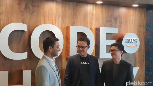 AWS Pop-Up Loft Hadir di Jakarta, Ajak Startup Belajar & Kolaborasi