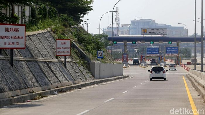 Ilustrasi Jalan Tol Makassar (Foto: Grandyos Zafna)