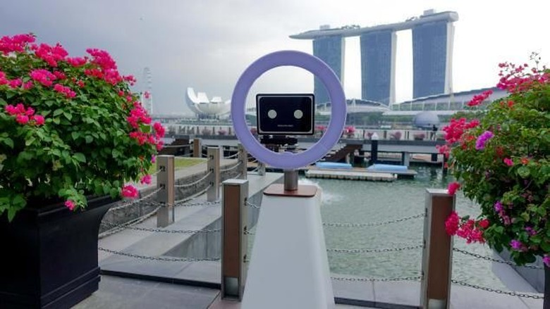Selfiebot (Enrico Penzo)