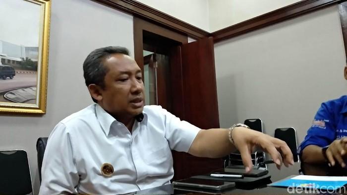 Wakil Wali Kota Bandung Yana Mulyana.