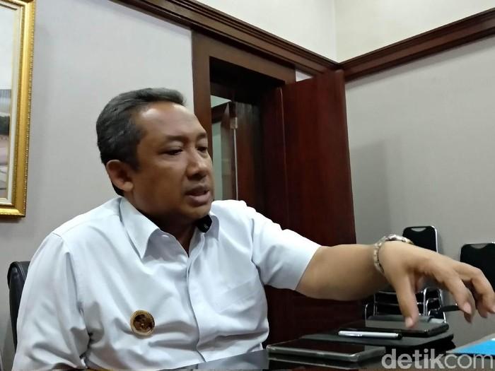 Wawali Bandung Yana Mulyana (Mochamad Solehudin/detikcom)