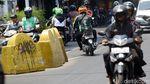 Pondok Labu Makin Semrawut Imbas Pemotor Lawan Arah