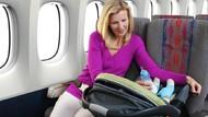Yuk Bisa Yuk, Jangan Kesal Lagi Ya Kalau Ada Bayi Nangis di Pesawat