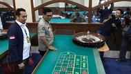 Panik Digerebek di Kasino di Apartemen Robinson, 1 Penjudi Tewas Loncat