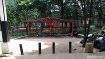Melihat Taman Inklusi Bandung yang Kini Tak Ramah Disabilitas