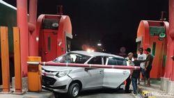 Perampok yang Ditabrak Truk di Tol Balaraja Gasak Uang Sopir Rp 500 Ribu