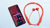 Oppo Enco Q1, Headphone Wireless Peredam Bising Rp 1 Jutaan