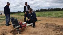 Gubernur Sulsel Pelajari Manajemen Air Pertanian di Australia