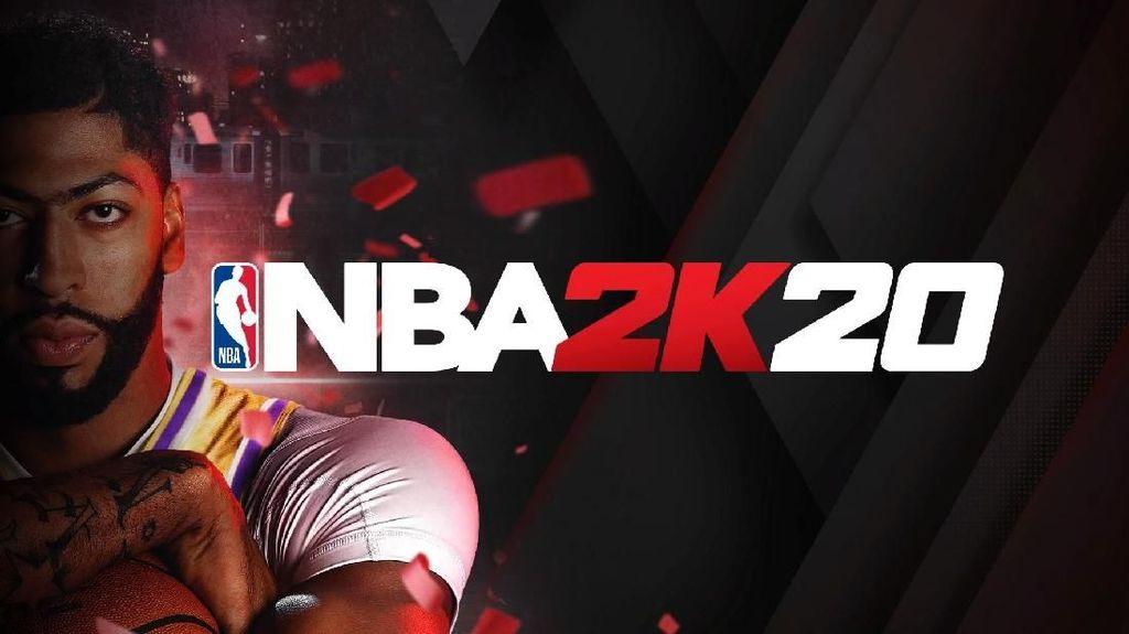 NBA 2K20: Semua Orang Bisa Jadi Bintang NBA