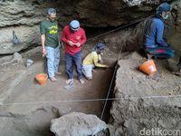 Arkeolog Temukan Jejak Manusia Purba di Ponorogo