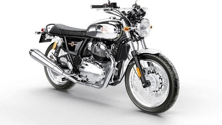 Foto: Ilustrasi Royal Enfield 250 cc