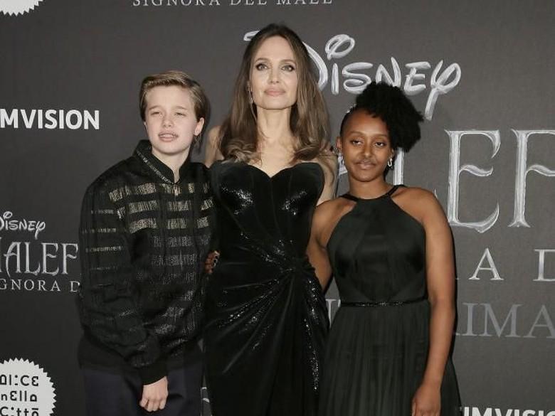 Zahara Jolie Pitt mulai bisnis perhiasan. Foto: Dok. Getty Images