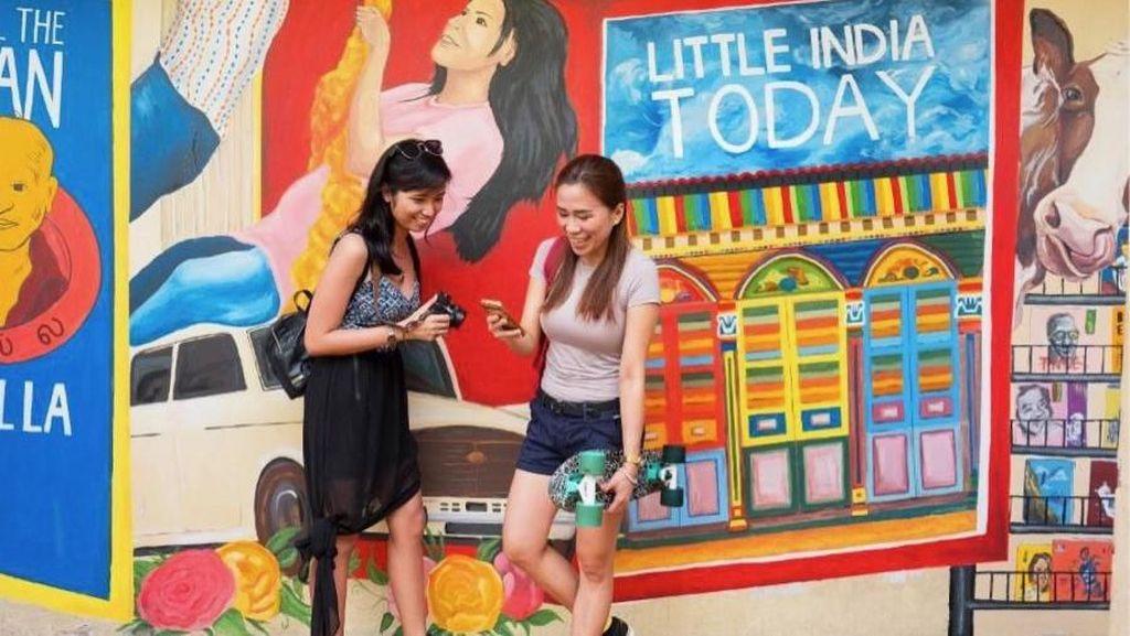 Yuk ke Tempat Nongkrong Asyik dan Instagramable di Singapura