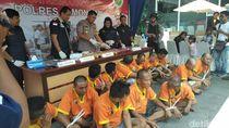 Demi Harga Murah, Pria Lamongan Ini Naik Motor Kulakan Ganja ke Lampung