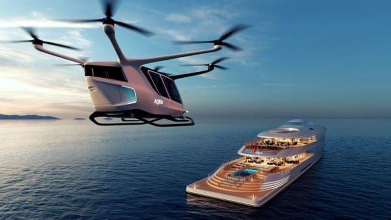 Sinot perusahaan desain kapal pesiar Belanda yang telah meluncurkan modelnya. Ini konsep mutakhir yang tampaknya akan diikuti rumah produksi yang lain (Sinot Yacht Architecture & Design 2019/CNN)
