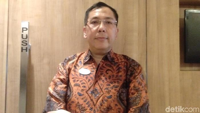Ketua Asosiasi Rumah Sakit Aisyiyah Muhammadiyah (ARSAMU), Slamet Budiarto, Selasa (8/10/2019).