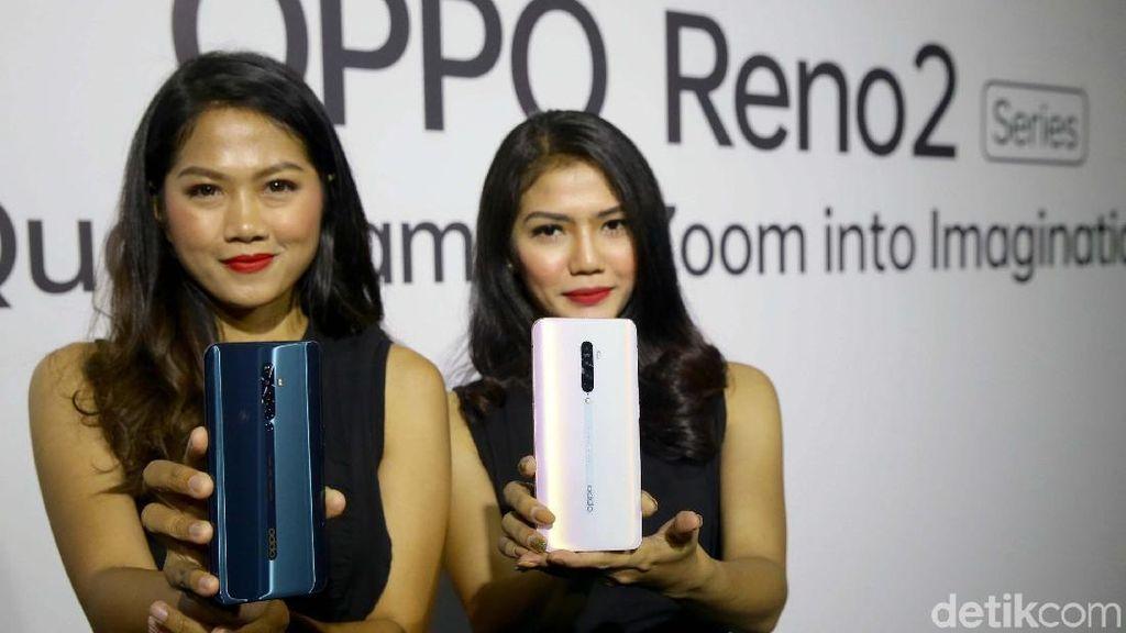 Oppo Reno2 dan Reno2 F Goda Konsumen Indonesia
