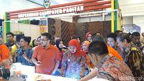 Gubernur Khofifah Harap Transaksi di Jatim Fair Tembus Rp 100 Miliar