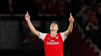 Arsenal Pagari Gabriel Martinelli dengan Kontrak Jangka Panjang