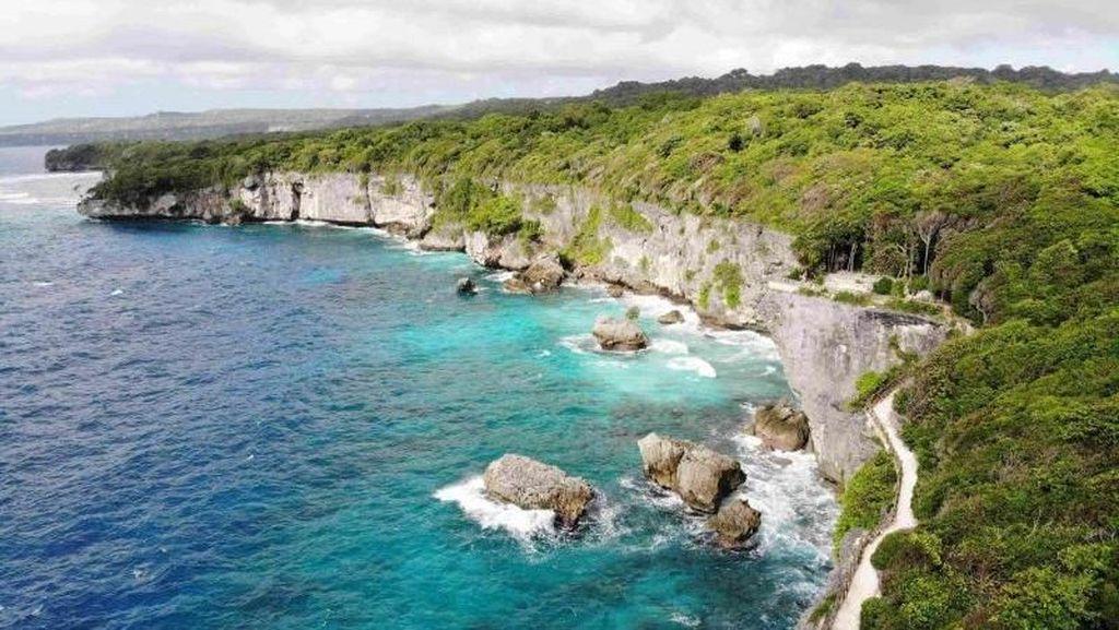 Inikah Tebing Paling Indah di Indonesia?