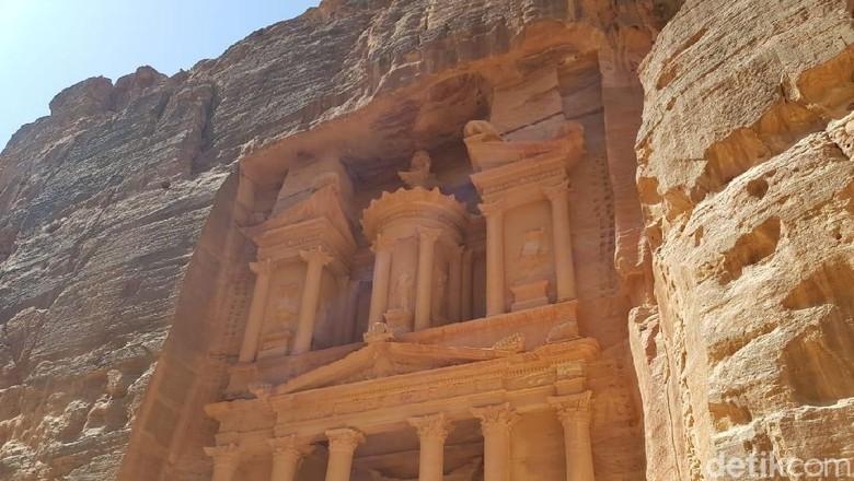 Selamat datang di Petra (Ardhan Adi Candra/detikcom)