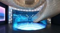 Butuh lima bulan untuk mengkonsep desain eksterior dan interior Aqua bagi pengembang (Sinot Yacht Architecture & Design 2019/CNN)