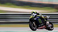 Finis Kedelapan di MotoGP Australia pun Rossi Masih Terbaik di Yamaha