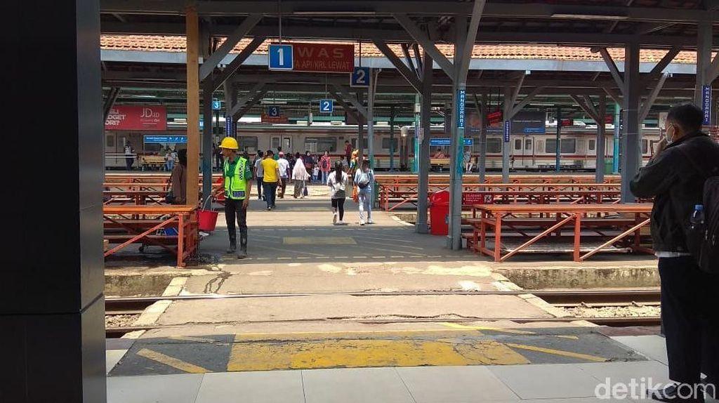 Kemenhub Beberkan Ide di Balik Stasiun Manggarai Gantikan Gambir
