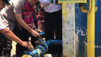 Polemik Usai, Polisi Pastikan Warga Trenggalek Bisa Nikmati Air Bersih