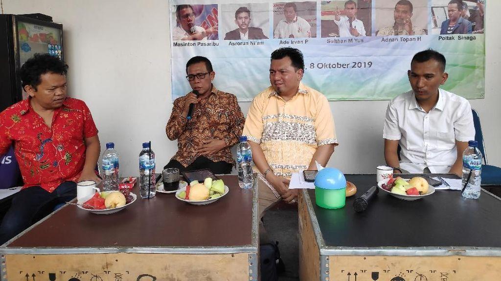 Anggota DPR Masinton soal Wacana Perppu KPK: Itu Subjektivitas Presiden