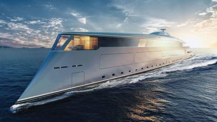 Yacht Aqua