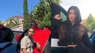 Kylie Jenner dan Tyga Kompak Posting Foto, Sindir Travis?